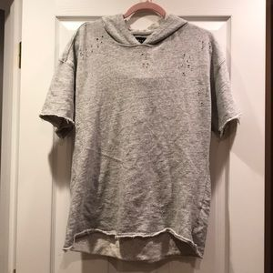 Like new PacSun short sleeve hoody! No flaws!